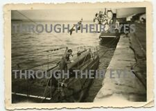 Original WWII German Photograph U-boat WW2 photo