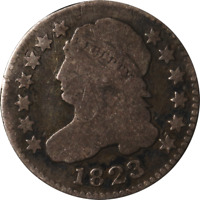1823/2 Bust Dime Great Deals From The Executive Coin Company