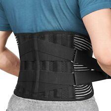 Fascia posturale per schiena regolabile, Cintura lombare per sollievo dal dolore