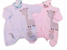 Ropa azul de poliéster de bebé para niñas de 0 a 24 meses