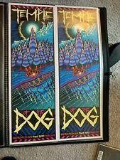 Temple of the Dog Philadephia Klausen print, poster Pearl Jam (selling 1)