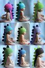 New Wholesale Lot 10 Knit Cotton Newborn Baby Child Dinosaur Hat Photo Prop Hats
