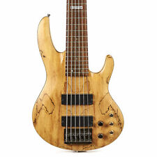 2012 LTD B-416SM 6-String Bass Spalted Maple
