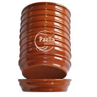 Set of 13,5cm Terracotta Tapas Dishes 2 - 12 Units Spanish Cazuelas ,Casserole