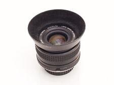Minolta MD Wide Angle Camera Lens