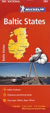 Michelin Baltic States *IN STOCK IN MELBOURNE - NEW*