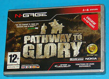 Pathway to Glory - Nokia N-Gage NGage - PAL