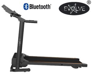 Treadmill Running Adjustable Incline Electric Bluetooth Folding Machine _Evolve