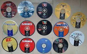 Lot 14 JEUX SEULS en loose HS (CAPCOM VS SNK...)- Sega Dreamcast - Version PAL