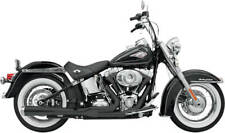 BASSANI ROAD RAGE 2-INTO-1 SYSTEM FOR SOFTAIL 86-11 ST BLACK 1800-1155