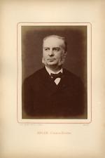 Ant. Meyer, Photog. Colmar, Charles Eugène Risler (1828-1905) Vintage albumin pr
