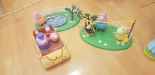 Peppa pig figure toys and sets
