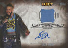 2016 Topps WWE Undisputed Authentic Autograph Auto Shirt Relic /99 - Enzo Amore