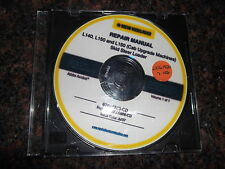 FORD NEW HOLLAND L140 L150 SKID STEER TRACTOR SERVICE SHOP REPAIR MANUAL