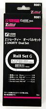 Rokuhan R081 Z Shorty Oval Set Rail Set G (1/220 Z Scale)