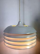 Vintage Mid Century Danish Modern Jakobsson Pendant Chandelier Lamp Poulsen Era