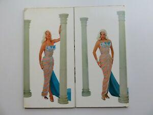 DIANA DORS ORIGINAL  1960 U.K.  LP   SWINGING DORS  RED VINYL