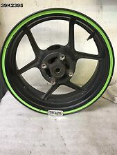 KAWASAKI  ZX 10R 2004 REAR WHEEL 17 X 6.0 GENUINE OEM   LOT39  39K2395 - M643