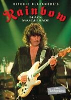 RICHIE'S RAINBOW BLACKMORE - BLACK MASQUERADE (ROCKPALAST)  DVD POP  NEU