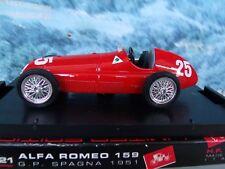 1/43 Brumm (Italy)  Alfa Romeo  159 G.P Spgna 1951 #s021