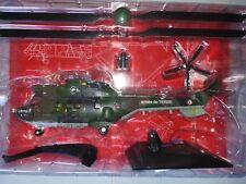 Altaya - Hélicoptère de combat-AÉROSPATIALE AS332 -SUPER PUMA-1:72eme-Neuf