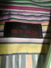 "Etro Milano Hemd _ Top_ Gr 40_"" made in Italy "" !!!!"