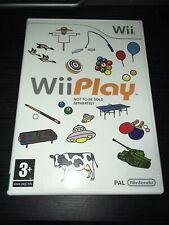 Wii Play Nintendo Wii fun family retro game