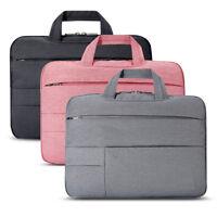 "Laptop Carry Case Bag Handbag For 14"" 13"" 15"" Apple Macbook Pro Air Notebook"