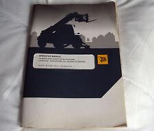 jcb loadall telescopic handler forklift manual 2007