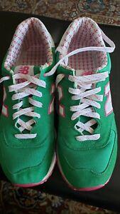 Las mejores ofertas en Zapatos Atléticos New Balance 574 verde ...