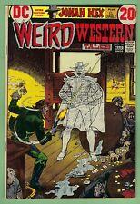 - - - - > Weird Western Tales #16 ... JONAH HEX ... 1973