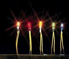 Faller 180672 - Micro - bulbo de cable -rojo- 1 pieza