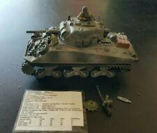 21st Century Ultimate Soldier 1:24 M4 Sherman Tank IV