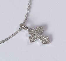 Markenlose religiöse Modeschmuck-Halsketten & -Anhänger aus Kristall