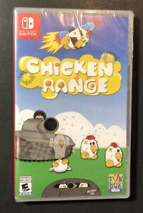 Chicken Range (Nintendo Switch) NEW