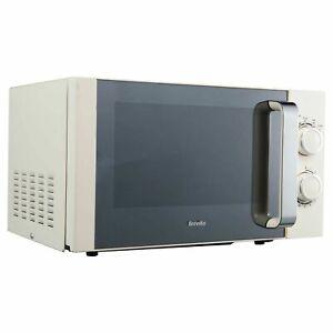 Cream Microwave Oven Manual 17L Cheap Kitchen Breville B17E9CMSC Sale Deal