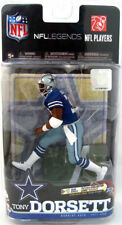 NFL Legends 6 Tony Dorsett Variant low number Chase 6in Action Figure McFarlane