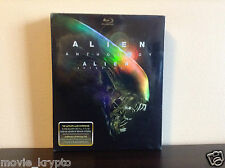 Alien Anthology (Blu-ray Disc, 2013, 6-Disc Set, Canadian) *BRAND NEW*