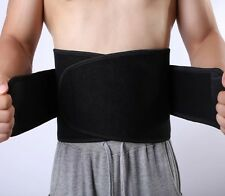 Waist Support adjustable pain relief Protection Guard Bandage Sports GYM 1pcs