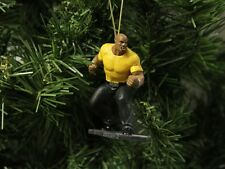 """Luke Cage"" Superior Christmas Ornament, Marvel"