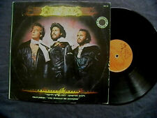 Bee Gees - Children Of The World - RARE Israel LP Hebrew Printed Sleeve !
