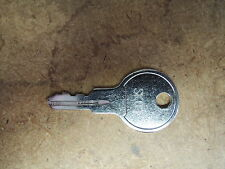 Skeeter Boats compartment latch KEY ONLY CODE SK01