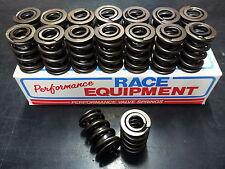 "Mechanical Roller Valve Springs V8 1.625"" 230lbs@2.00"" Dual w/Damper 557lb Rate"