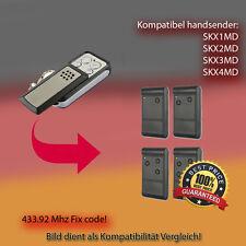 SKX1MD, SKX2MD, SKX3MD, SKX4MD Kompatibel Handsender, Ersatz,Klone