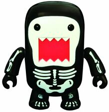 *NEW* Domo-kun: Domo Qee Skeleton 7'' Flocked Vinyl Figure by Dark Horse