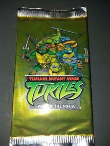 Teenage Mutant Ninja Turtles Way of the Ninja Trading Card Pack