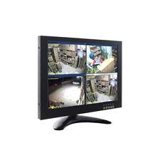 TV TELEVISORE MONITOR DIGITALE 10.1 TFT VIDEOSORVEGLIANZA CCTV AV VGA BNC HDMI