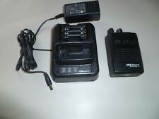 Us Alert Watchdog Lt 151-159 Mhz Vhf Fire Ems Pager w Charger & Cord ob424E