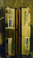 HYNIX 16GB (2 x 8GB) PC2-5300F 4Rx4 DDR2 SERVER RAM DELL 2950 HP DL380 G5