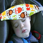 Kids Child Safety Car Seat Belt Shoulder Harness Cushion Sleep Pad Cover Pillow